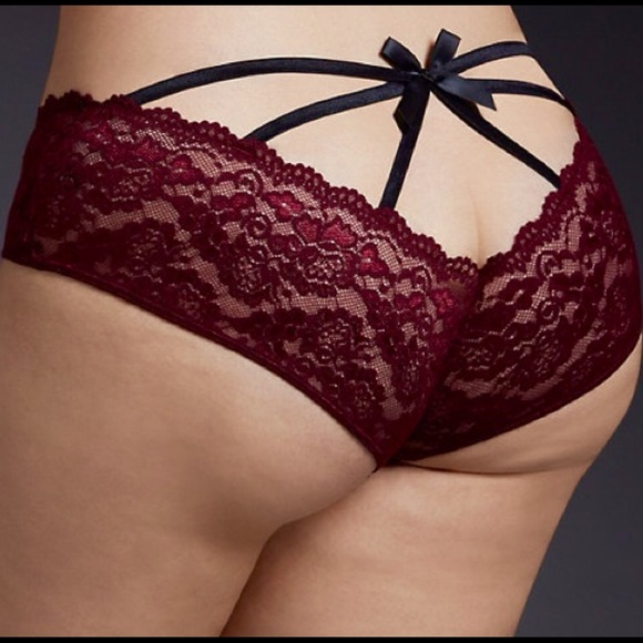 f91fcb5d0 Cage back lace hipster panty ---SOLD---